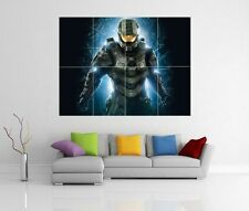 Halo 4 Master Chief GIGANTE WALL ART PICTURE PRINT POSTER g66