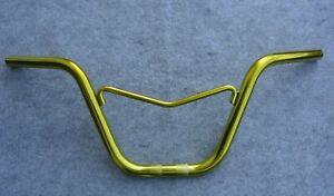 BMX Handlebar 0 7/8in Original 80er Years New Width 24 1/32in blau rot gold
