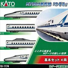 10-1174 KATO N700A Nozomi 4-car basic set N gauge resale F/S from Japan