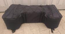 Typ-C 92 in schwarz ATV Quad Gepäcktasche Koffer Softbag Quadkoffer
