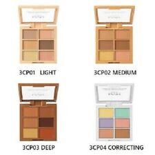 NYX Professional Makeup Palette, Conceal, Correct & Contour, 6 Shades each Set