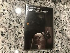 THE WORK OF DIRECTOR JONATHAN GLAZER LIKE NEW NO SCRATCH DVD RADIOHEAD NICK CAVE