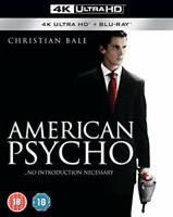 American Psycho 4K [Blu-ray] [2018] [DVD][Region 2]
