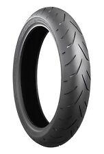 Bridgestone Battlax Racing Street RS10 Front 120/70ZR17 Motorcycle Tire- 004657