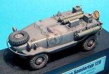 Lead Warrior 1/35 VW Schwimmwagen Sondertyp 129 German R/C Drone WWII LW35225