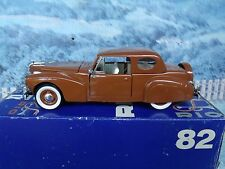 1/43  Rio Lincoln continental berlina  1941 #82