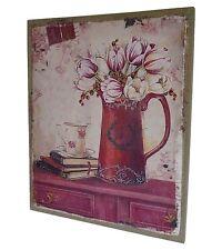tableau toile peinture imprimée decoration murale de salon cuisine 30x25cm