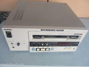 AMPEX BetaCam SP CVR 22 Video cassette Player