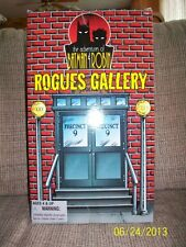 Kenner Adventures of Batman and Robin Rogues Gallery - 8 repainted villians