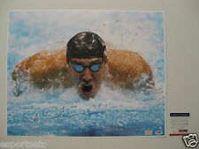 MICHAEL PHELPS signed/autographed 16x20 Photo Team USA Olympics--PSA ITP 4A87836