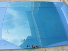 99-05 VW MK4 JETTA REAR RIGHT DOOR WINDOW GLASS TINTED