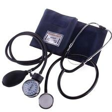 ANEROID Adult Blood Pressure Stethoscope BP Cuff Set Kit Home Healthy Set DQCA