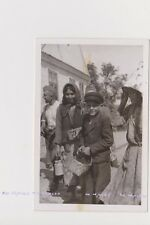 Holocaust. Gypsy Women. Occupied Croatia Balkan WWII Hrvtska. Ciganke.