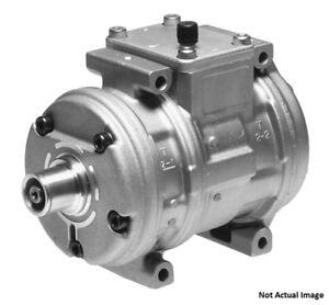 For BMW F10 528i 3.0 L6 2011 A/C Compressor and Clutch Denso 471-1544