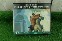 Zane Grey - The Spirit Of The Border Read by Michael Prichard  - 9 CD Audio Book