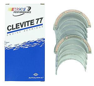 """Pontiac 326 350 389 400 CLEVITE """"77"""" MS483G Engine Crankshaft Main Bearing Set"""