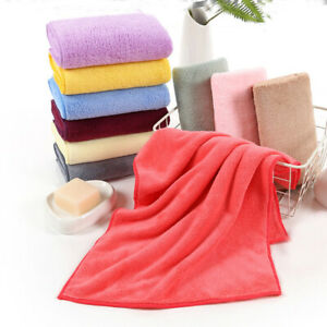1Pc Microfiber Hair Towel for Drying Curly, Long & Thick Hair- Large 30x14 Inch