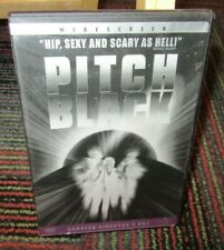 Pitch Black - Unrated Director'S Cut Dvd Movie, Vin Diesel, Radha Mitchell, Ws