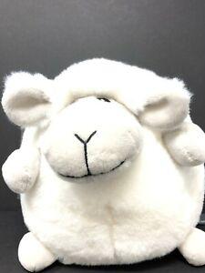 NEW Nandog SOLOMON THE SHORT LEG Sheep SQUEAKY Plush Dog Toy NWT