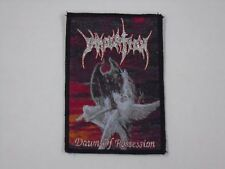 IMMOLATION DAWN OF POSSESSION WOVEN PATCH