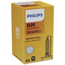 Bombilla Faro Coche Xenon HID Philips Xenon Vision D2S (1 Unidad)