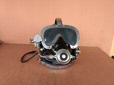 Aquadyne Model Dmc-7 commercial deep sea diving helmet vintage
