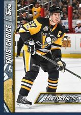 SIDNEY CROSBY-FANS CHOICE-2017 TOPPS NHL SKATE DIGITAL