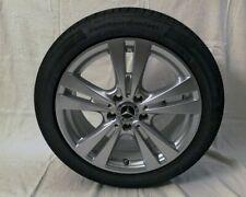 Cerchi 17 pollici originali Mercedes, modello A2464011400, usati come nuovi