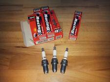 3x VW Polo 1.2i 3cyl y2001-2009 = Brisk High Performance Silver LGS Spark Plugs
