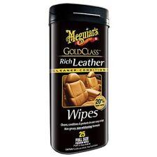 Meguiar's Gold Class Rich Leather Wipes G10900