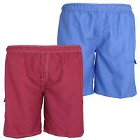 Mens Big Plus Size KAM Beachwear Swimming Light Trunks Board Swim Shorts 5XL 8XL