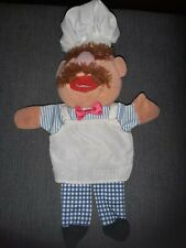 Swedish Chef Muppet Exclusive Handpuppet