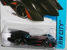HOT WHEELS Batman Batmobile The Brave and the Bold Col. #63/250  HW CITY J Case