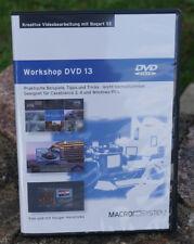 !!NEU!! Casablanca Workshop-DVD 13  - Bogart10 - Flagge-X Win - PiP-Studio 3 !!