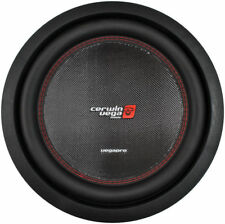 "Cerwin-Vega VPRO102D VEGA PRO Series 1400 W 10"" Dual 2 Ohm Car Audio Subwoofer"
