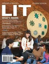LAURIE G. KIRSZNER, STEPHEN R. MANDELL - LIT (with CourseMate ** Brand New **