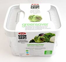 OXO Greensaver Fresh Seal Container 4,0 L Keeps Vegetables + Fruit Long Novelty
