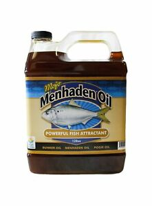 Aquatic Nutrition Menhaden Oil Mojo Premium Menhaden Oil Gallon, MojoGal
