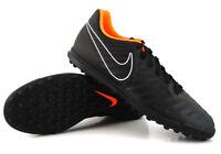 Nike Legend X 7 Club Tf AH7248 080 Tiempo VII Negro Zapatos Futbolín Hierba