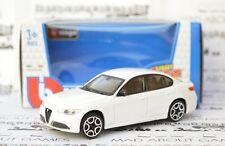 Alfa Romeo Giulia 1:43 Model Miniature Car Diecast Models Die Cast Metal Toy