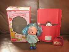 Strawberry Shortcake Blueberry Muffin Doll in Box Kenner 1980
