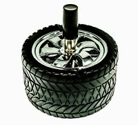 ASHTRAY TYRE SPINNING TYPE HIGH QUALITY 12 MONTH WARRA
