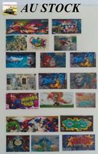 19 Graffiti Decals (N scale) in high quality Self Adhesive Film, model train