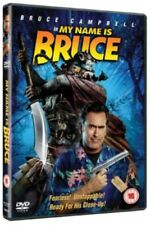 My Name Is Bruce DVD NEW dvd (ABD4742)