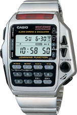 VINTAGE REMOTE TV CONTROL Casio Men's Watch CMD40F-7CB