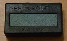 "Permapoint ""1"" Dart Point Protector/Sharpener (Black)."