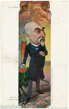 Illustrateur MOLOCH . Emile COMBES. Politique Française . French politics