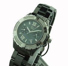 GC Gues Collection Damen Uhr Diver Chic I01200L1 Diamanten Neu OVP UVP 1389 €