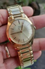 VINTAGE ZODIAC  AUTOMATIC SWISS MENS WATCH