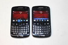 Lot of 2 Blackberry 9370 Curve Verizon Cell Phone